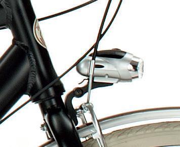 Via Veneto VV605AM , Cuadro de Aluminio, 6 Velocidades, Ruedas 700x38C - Via Veneto