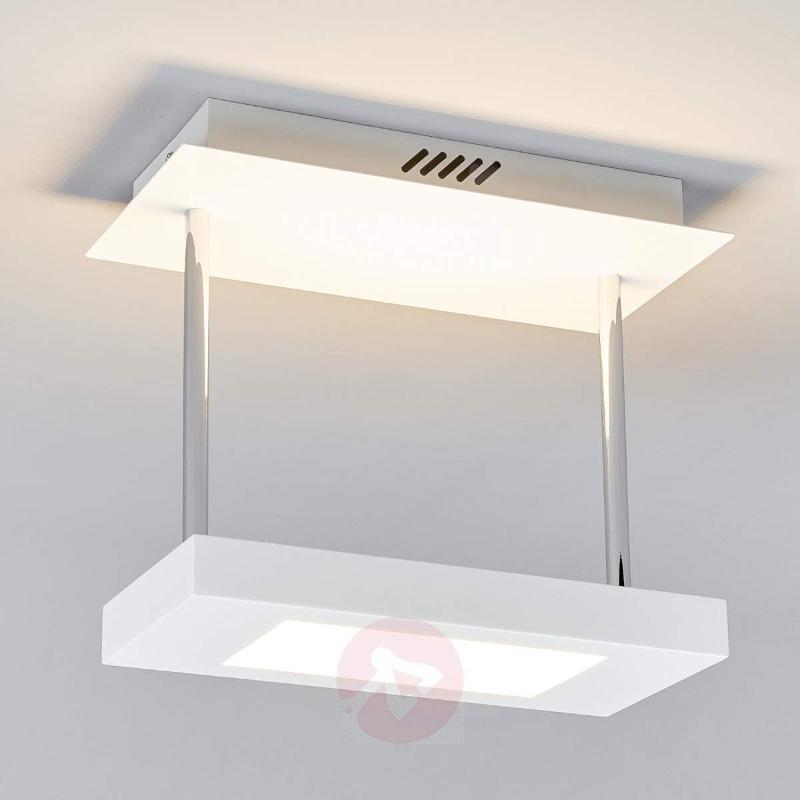 Square LED ceiling light Augusta - Ceiling Lights