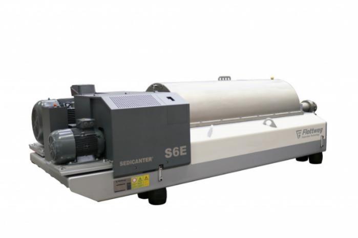 Flottweg Sedicanter® - Die Dekanterzentrifuge für weiches Sediment