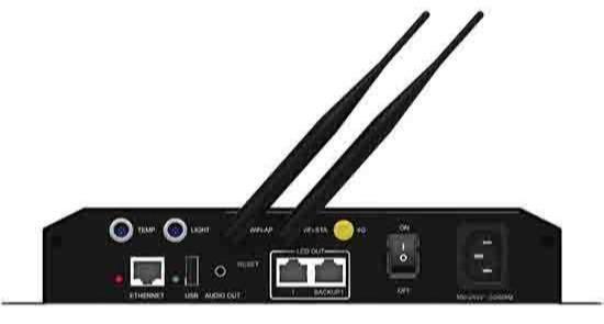 معالج NOVASTAR - معالج شاشة LED