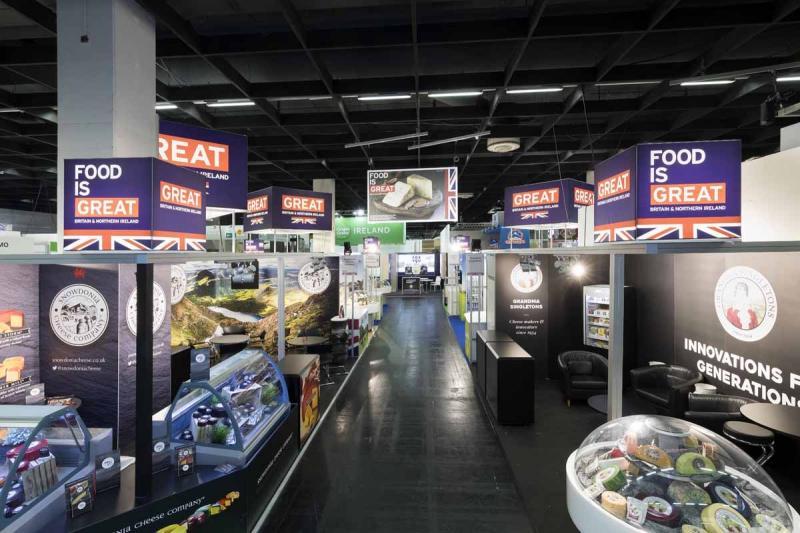 PS8 Food from Britain - Project - Salon Anuga