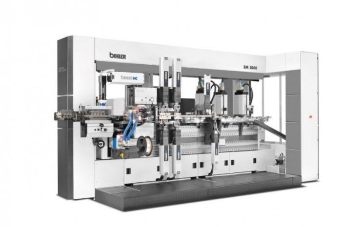 Автоматическая сборочная машина - BIMERIC BM - Автоматическая сборочная машина - BIMERIC BM series