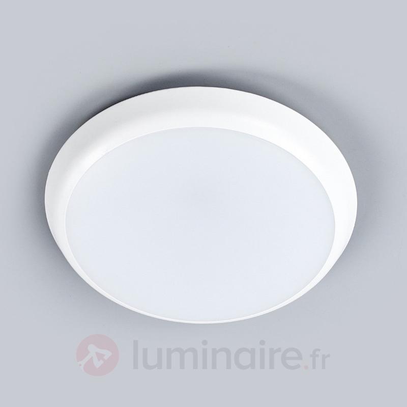 Plafonnier LED rond Augustin, 20 cm - Plafonniers LED