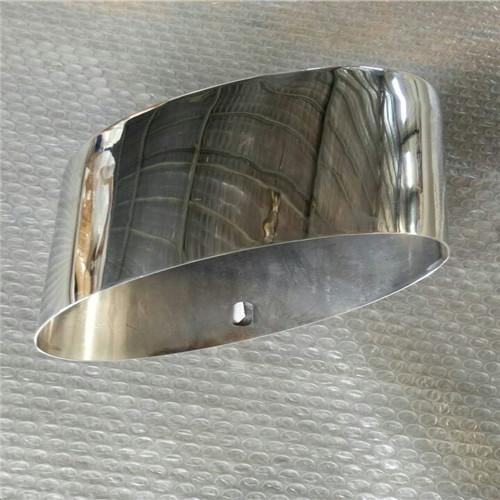 Jaguar tail nozzle - 158*112*88