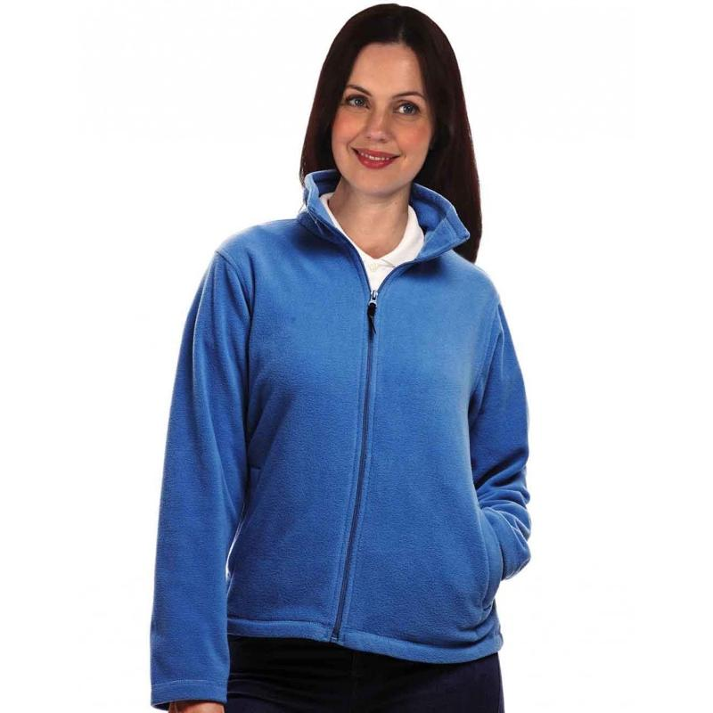 Polaire Micro Full Zip Fleece femme - Manches longues