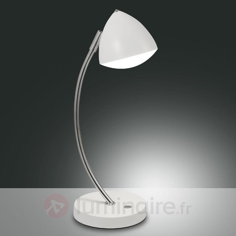 Lampe à poser LED Bike avec variateur tactile - Lampes de bureau LED