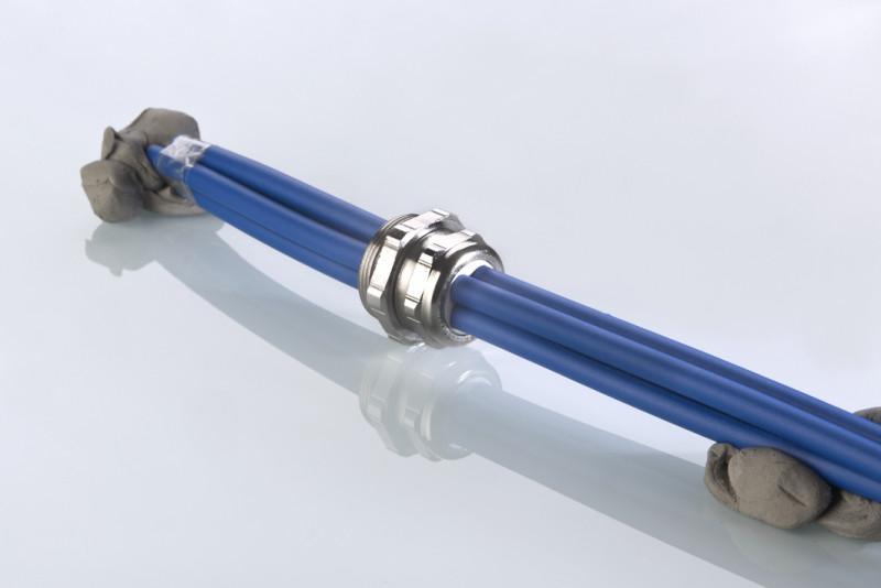Die Ex-Kabelverschraubung für Sicherheit in ATEX-Bereichen - Die Ex-Kabelverschraubung für Sicherheit in ATEX-Bereichen