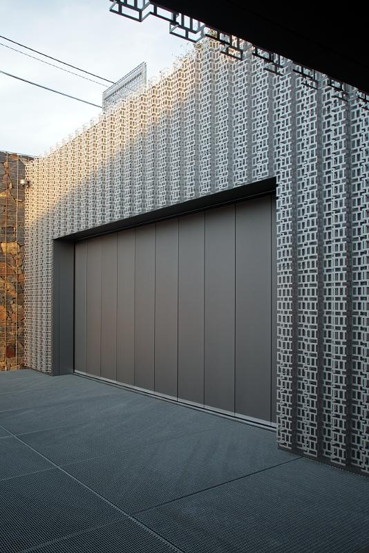 Wandverkleidungen und Außenfassaden
