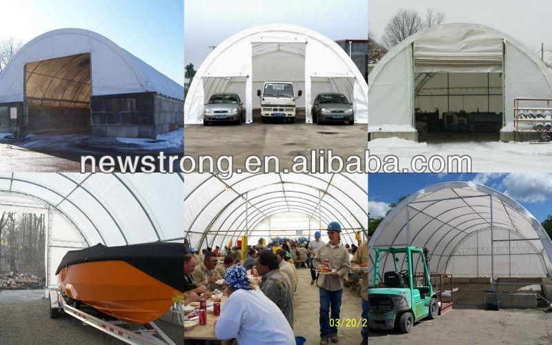 Dome Warehouse Tent - null