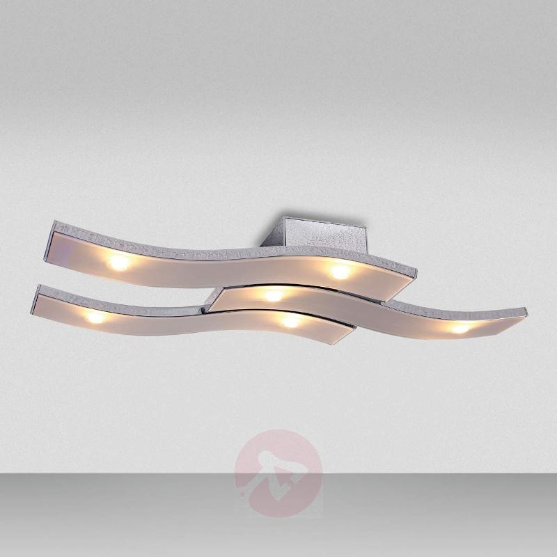 Onda controllable LED ceiling light - Remote Control Lighting