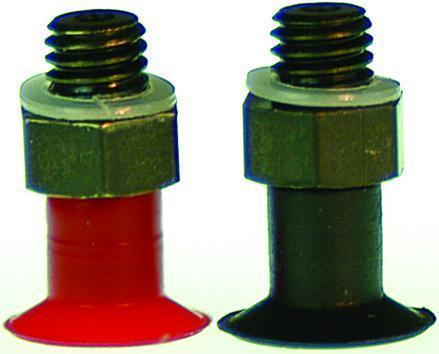ventouses - U- Universelles (2–50 mm)