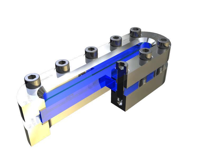 sight glass level indicator - type 337 pn25