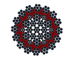 35(W)X7 Plastic covered core (Polyurethane) - miniera - cavi