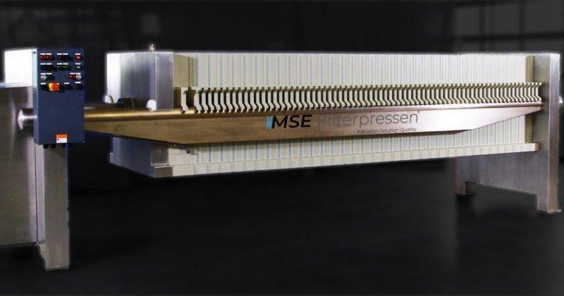 Filtre-presse en acier inoxydable - Le Filtre-presse en acier inoxydable - Protection élevée contre la corrosion