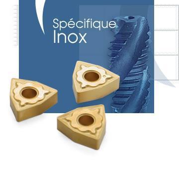 plaquettes inox - null