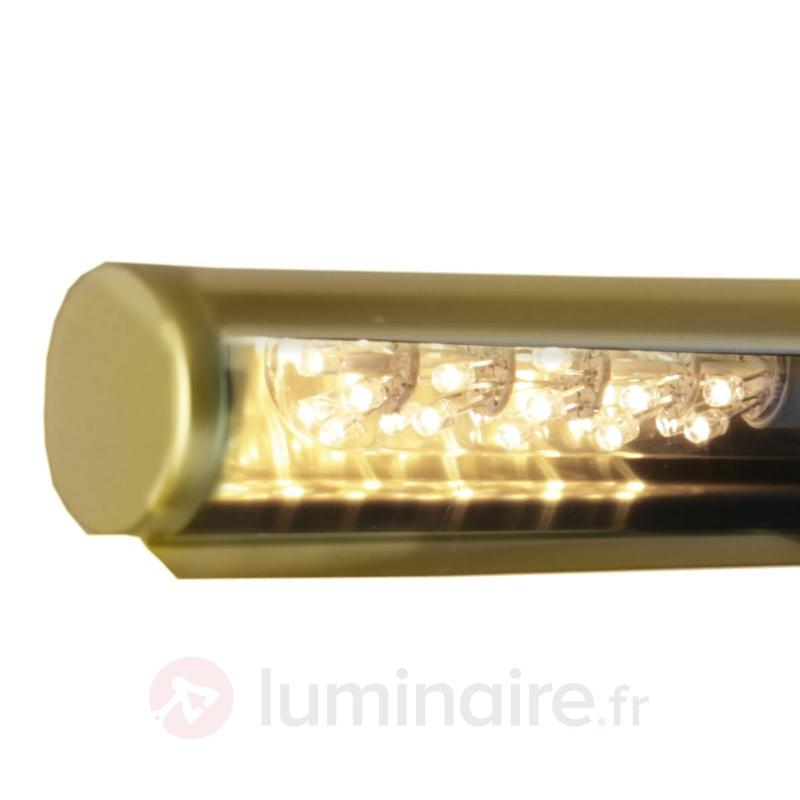 Tube lumineux LED transparent E14 1,5W blanc chaud - Ampoules LED E14