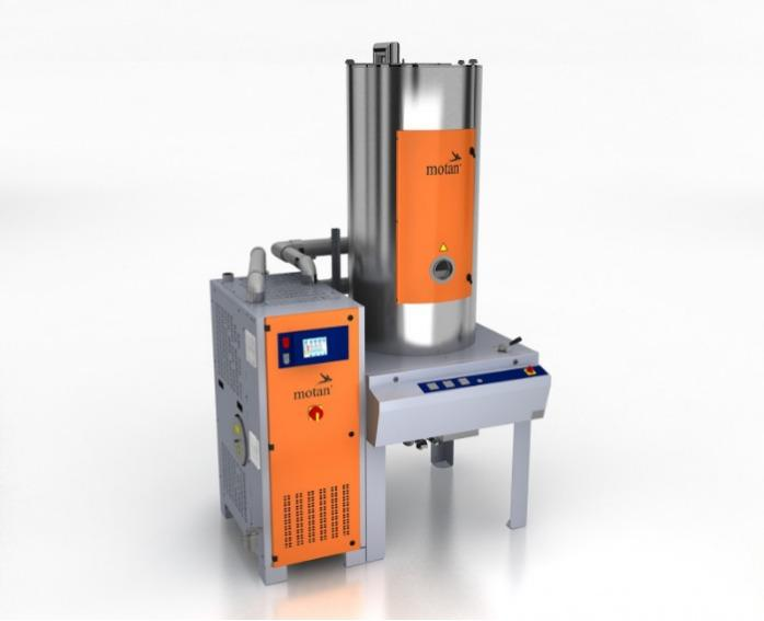 Déshumidificateurs - LUXOR A - Station de séchage, générateur d'air sec, sécheur par adsorption