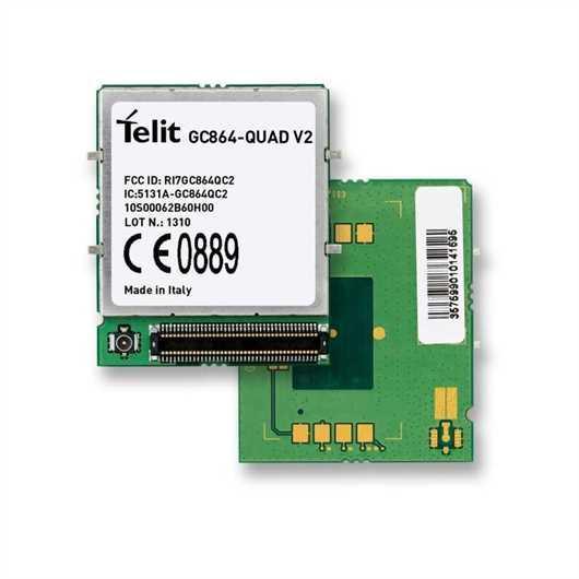 Telit 2G Module GC864-QUAD-V2