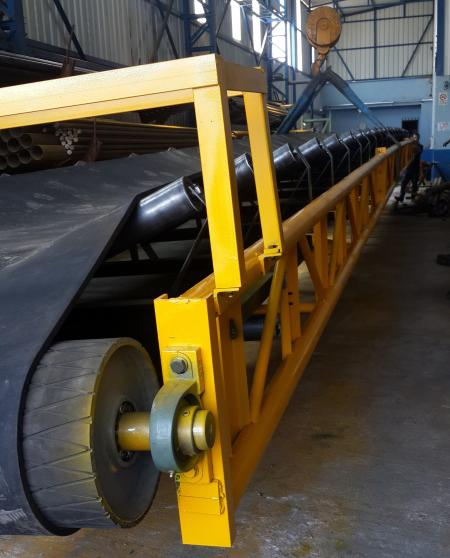 Chasis Conveyor Belt