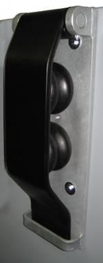 Federstahlpuffer - Federstahlpuffer 600x150x100