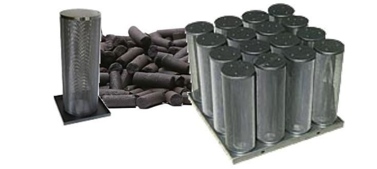 Filtration avec charbon actif - Filtres à charbon actif - Filtres