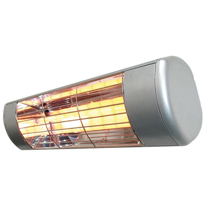 Warmtestraler HWP2 - 1500W - 4500W, 230V, IP55