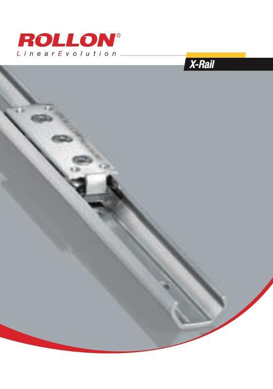 Guide lineari a rotaia - Moto lineare e rotativo