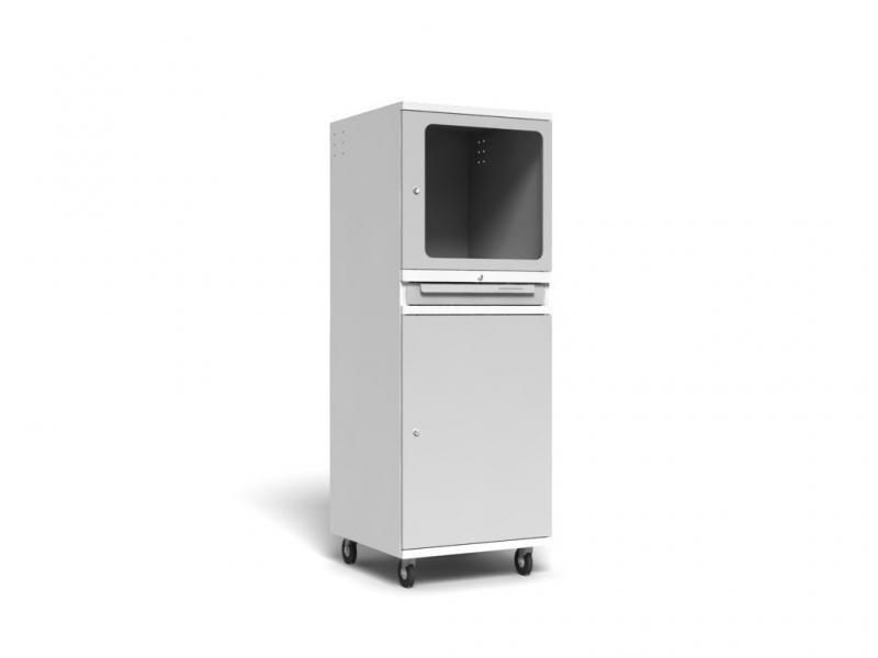 Industrial computer cabinets -