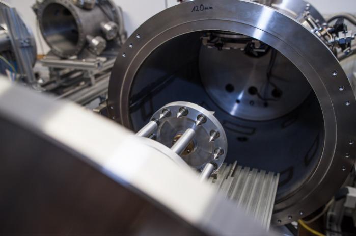 Vacuum laser welding systems -