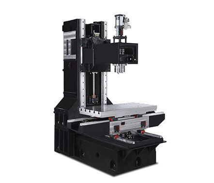 3-Axis-Machining-Center High performance VMX 30i - 3-Axis-Machining-Center for high performance