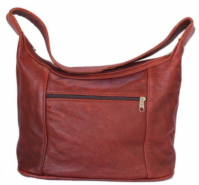 Leather Handbags  -