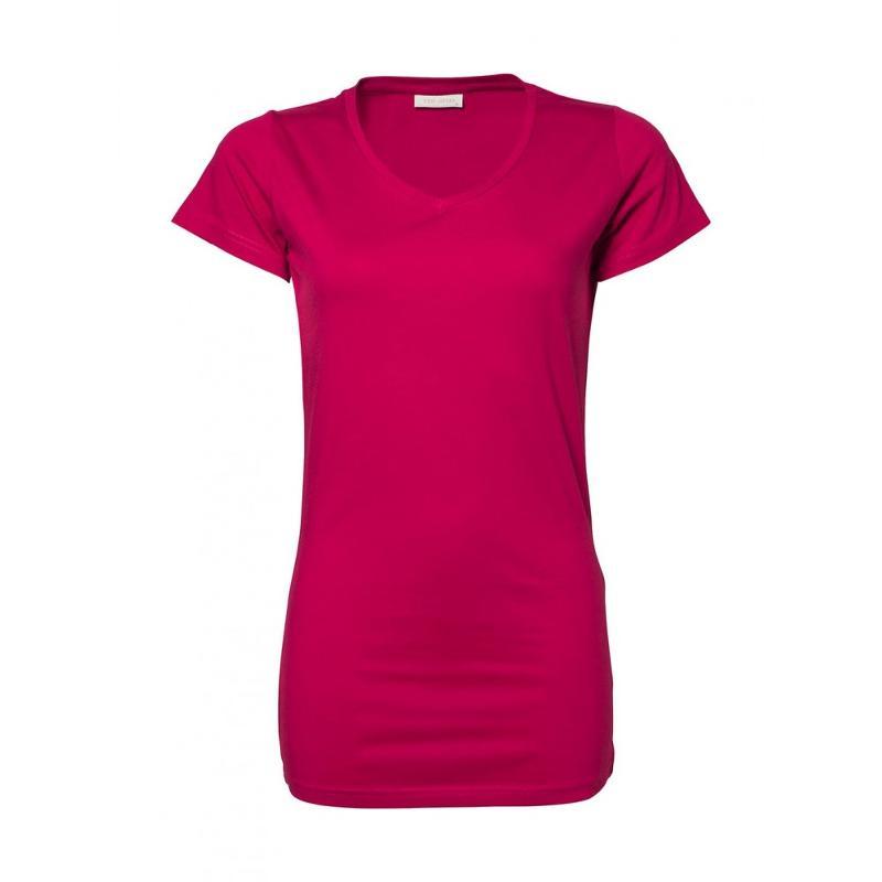 tee shirt femme stretch extra long manches courtes rue du print france. Black Bedroom Furniture Sets. Home Design Ideas