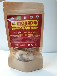 Ajo Negro Orgánico El Morado - Ajo Negro Orgánico procedente de la variedad Morado, Las Pedroñeras Spain