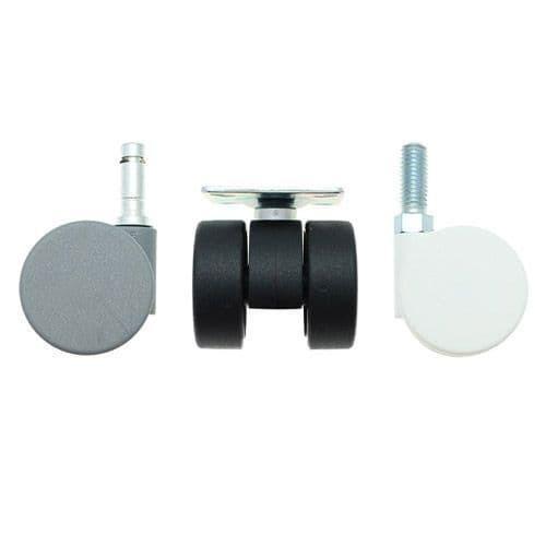 Furniture & Chair Castors - Chair & Furniture Castors, Castor Wheels For Chairs
