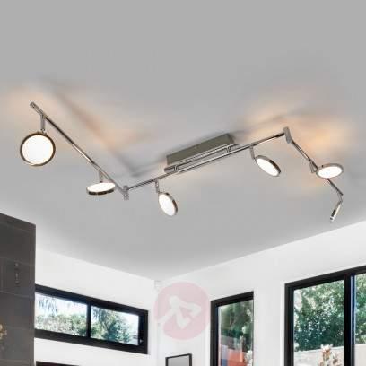 E27 8.5 W LED sensor light, warm white - light-bulbs