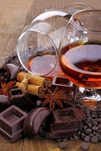 LES ARÔMES ALIMENTAIRES - Notes d'alcool