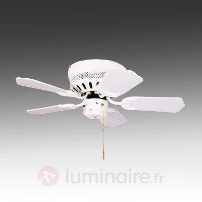 Ventilateur de plafond blanc Liane-Mini - Ventilateurs de plafond