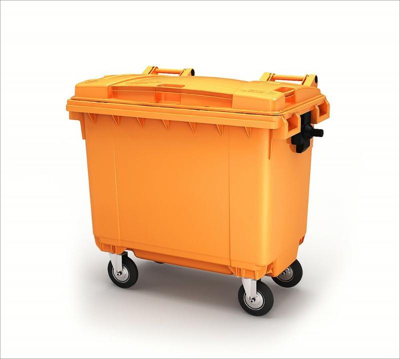 660 L Waste Container - Art.: 25.C19