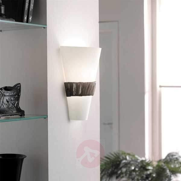 Rustic wall lamp CECILIA - Wall Lights
