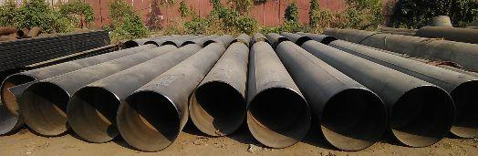 API 5L X52 PIPE IN IRAN - Steel Pipe