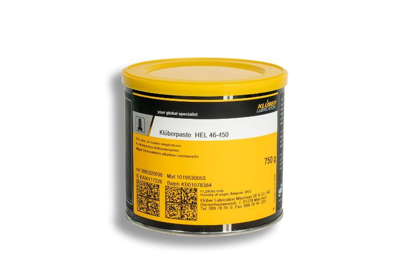 Klüberpaste HEL 46-450 | 750 g Dose - KLUE-HEL-46-450-750