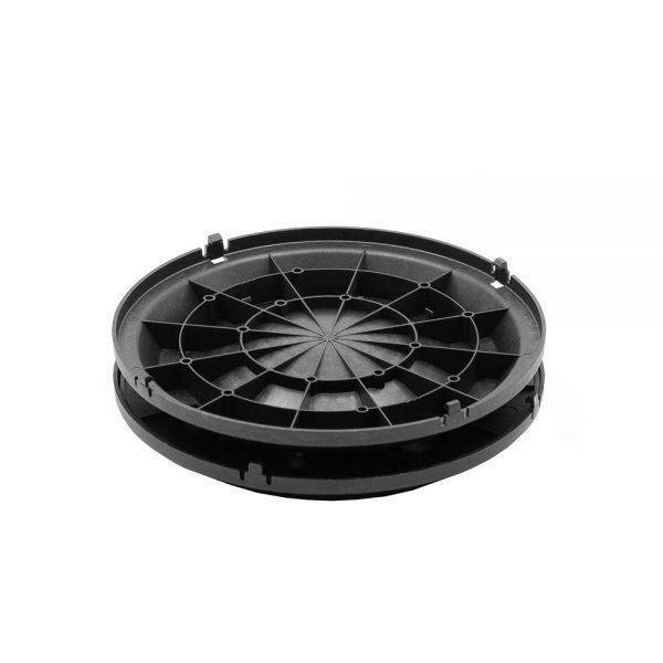 Disque autonivelant 25 mm pour plot lambourde ou dalle - Plots pour terrasse