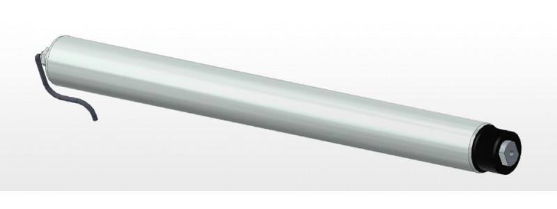 24 Volt - Rouleau motorisé - Accumulation sans pression, peu de maintenance et extremement silencieux