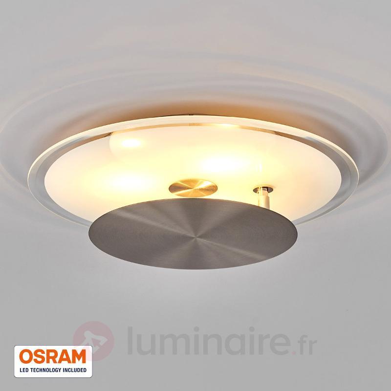 Marlind plafonnier LED, superbe effet de lumière - Plafonniers LED