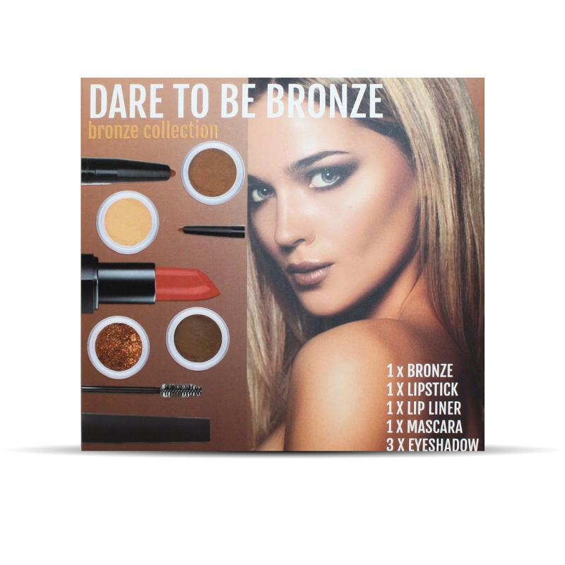 Cougar Beauty Dare to be Bronze Gift set