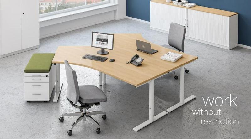 Desk range - Sympas