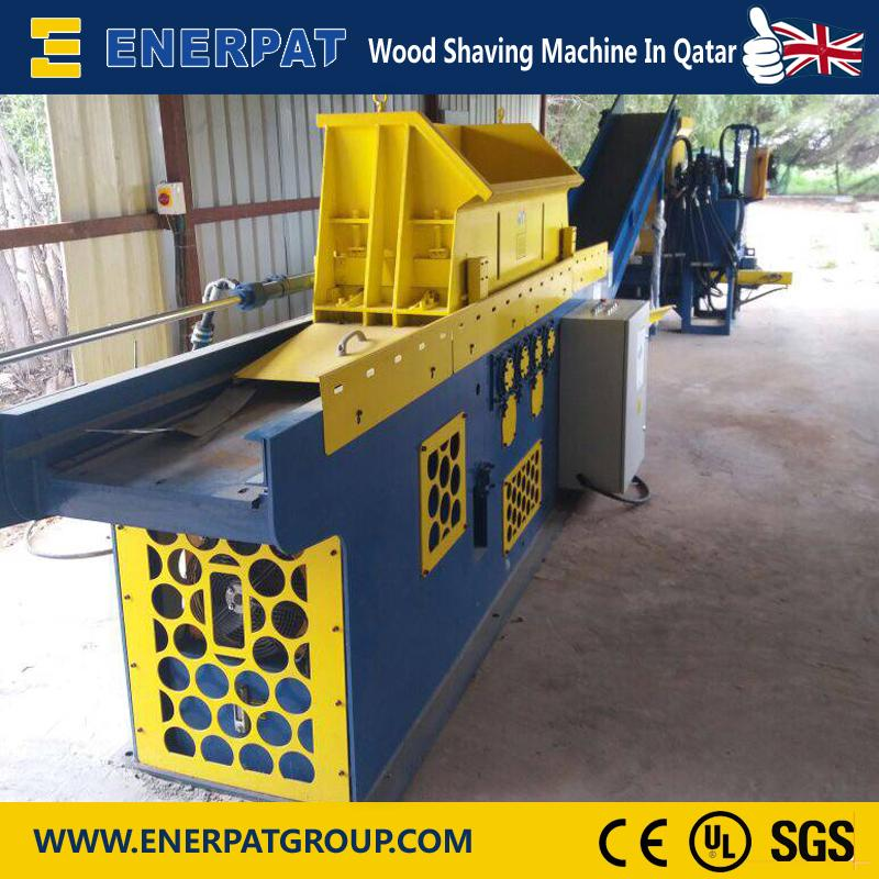 Economic Wood Shaving Line for Horse Bedding - Recycling Equipment