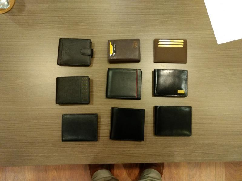Leather Wallets  -