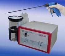 Suction-/Irrigation pump Dr. Fritz Distributed by Seemann Technologies - membran - Equipment