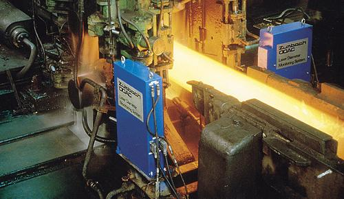 Typical Measurements for Temperatures up to 1200°C (2192° F) - STEEMASTER Hot Processes - Overview